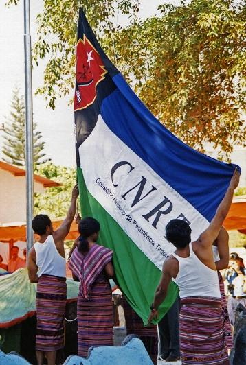 CNRT rally Dili 07'99-22