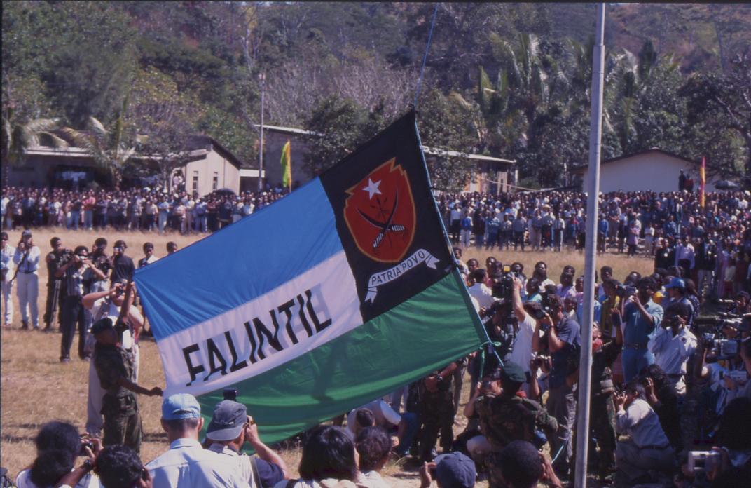 25. Falintil Anniversary 2000 in Aileu