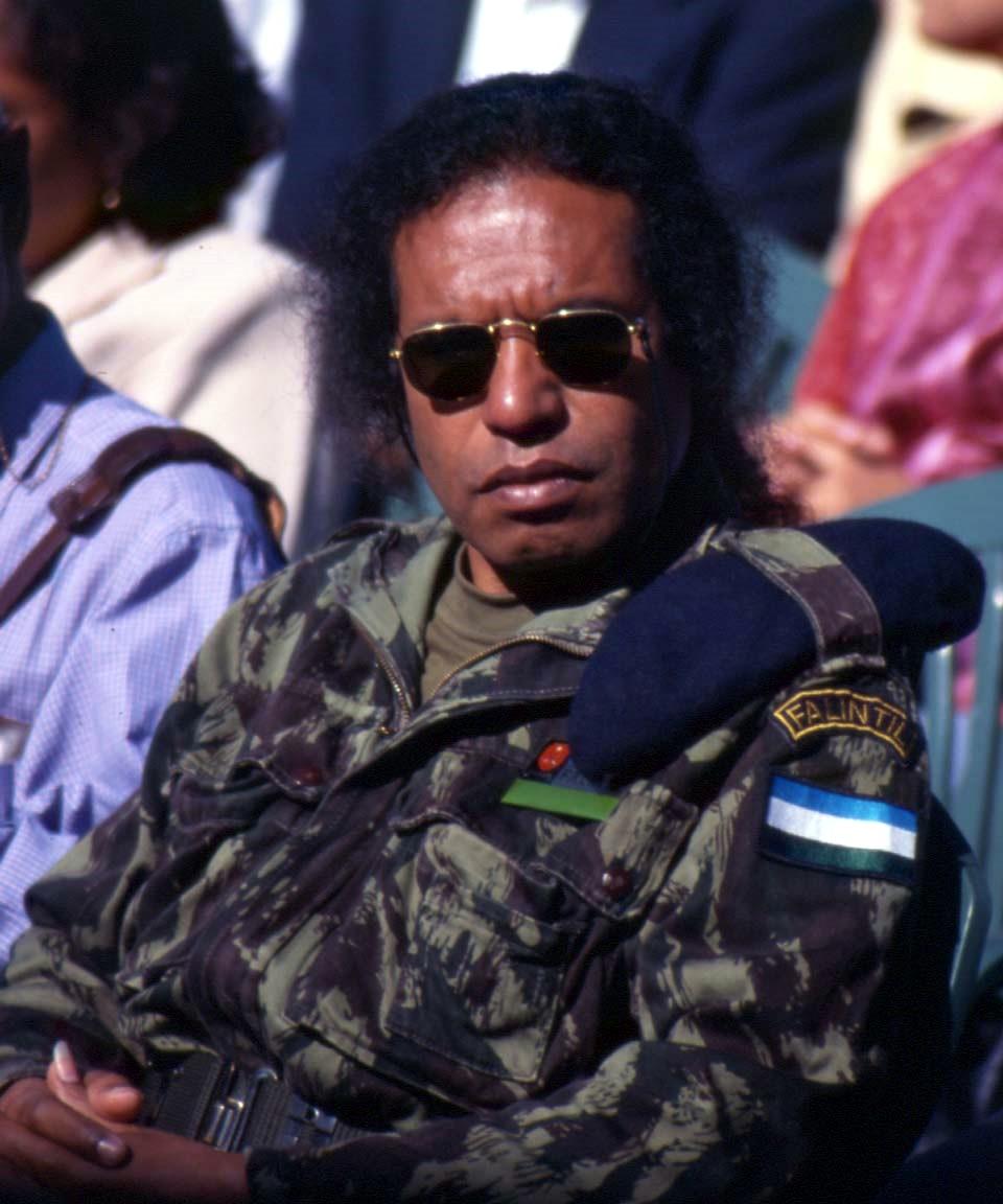 Commander Taur Matan Ruak Aileu 2000