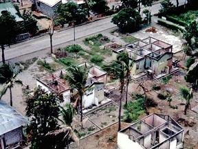 Destroyed houses 19