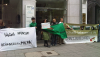 Kein Geld für Palmöl! Keine Schweizer Franken für Regenwaldvernichtung!