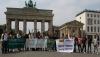 Aksi Damai WAA Sukses di Gelar di Jerman