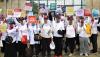 25. November: Internationaler Tag gegen Gewalt an Frauen – Frauen in Indonesien laufen gegen die Wand