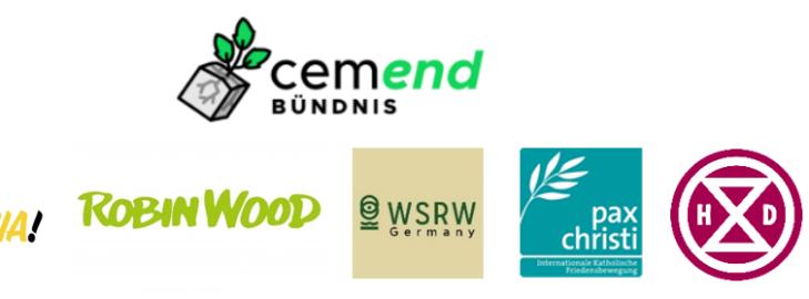 (Deutsch) Greenwashing von HeidelbergCement provoziert Proteste
