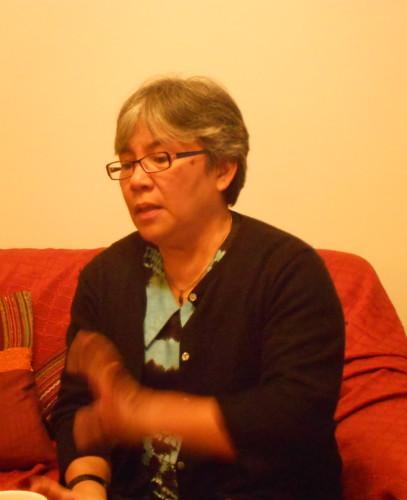 Elga Sarapung von Interfidei bei Watch Indonesia! im September 2016