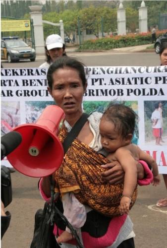 Ida und Agung, Suku Anak Dalam