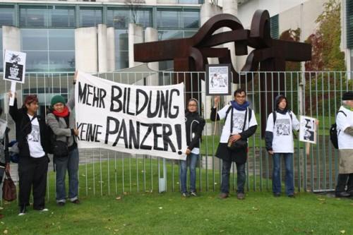 Keine Panzer fuer Indonesien