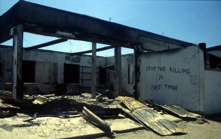 Stop Killing Kampung Alor
