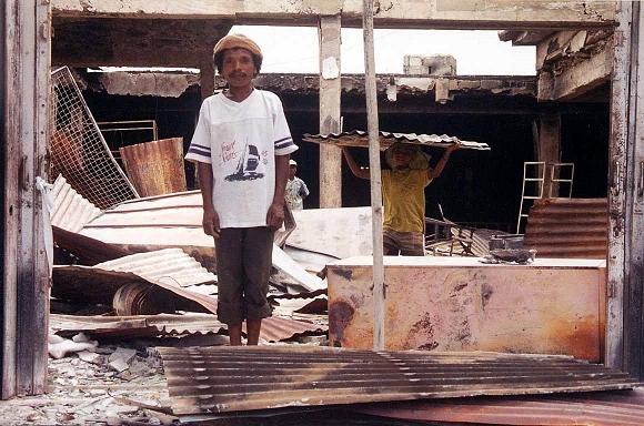 Total Destruction Dili 1999
