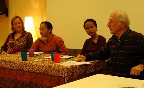 Veranstaltung Osttimor Aachen