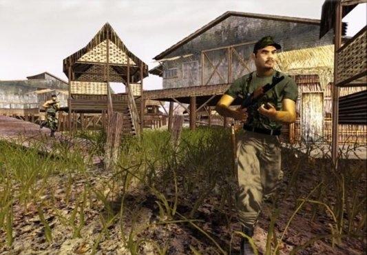 Screenshot aus dem besprochenen Spiel